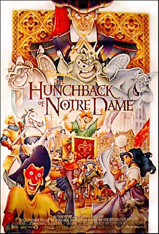 picture of The Hunchback of Notre Dame